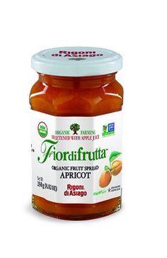 Fiordifrutta organic Apricot