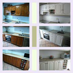 pintar muebles cocina blanco (5) | Hacer bricolaje es facilisimo.com ...