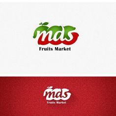 MDS fruit Market Logo Design
