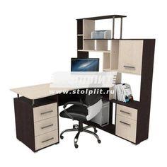 Компьютерный стол Кадиан (КС-15 Правый)
