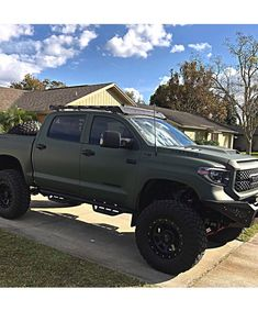 Image may contain: sky, cloud, tree, car, outdoor and nature Toyota Usa, Toyota Tacoma, Toyota Tundra Lifted, Best Off Road Vehicles, Truck Camping, Trd, Custom Trucks, Cool Trucks, Pickup Trucks