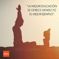 ¡El ejemplo en MUY importante! #FraseDelDía http://fb.me/8VUOBxXDv