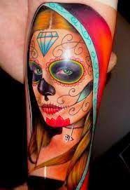 50 Tatuagens de Catrinas | Leles Tattoo