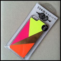 Neon & Gold Color-Block iPhone 6 Plus Case For iPhone 6 Plus Zero Gravity Accessories Phone Cases