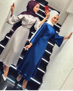 BEKLEYENLER İÇİN TEKRAR TEKRAR STOKLARDA 😍😍 200₺ 36-42 Modest Fashion Hijab, Modern Hijab Fashion, Abaya Fashion, Muslim Fashion, Fashion Dresses, Hijab Prom Dress, Hijab Evening Dress, Hijab Style Dress, Eid Outfits