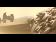 Lego version of Star Wars: The Force Awakens trailer | The Brothers Brick | LEGO Blog