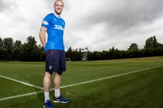 Philippe Senderos not fazed by being Rangers fallback option