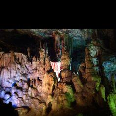 Cuevas de Portocristo.Mallorca Foto: Tere Perez