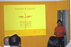 World Diabetes Day: AktivOrtho organized Information Sessions at its Delhi & Gurgaon centres.  http://aktivorthoblog.blogspot.in/2014/11/world-diabetes-day-2014-aktivortho.html