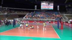 EUROVOLLEY 2015 - 27/09 ITALIA - SLOVENIA 3-1 Slovenia, Basketball Court, Youtube, Sports, Italy, Hs Sports, Sport, Youtubers, Youtube Movies