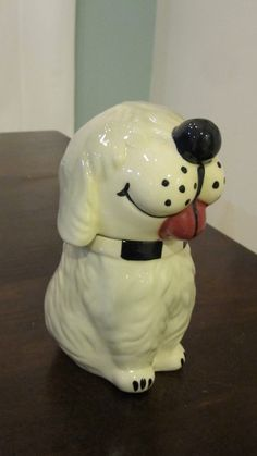 McCOY DAN The DOG Cookie Jar