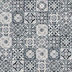 Textures Texture seamless | Patchwork tile texture seamless 16604 | Textures - ARCHITECTURE - TILES INTERIOR - Ornate tiles - Patchwork | Sketchuptexture