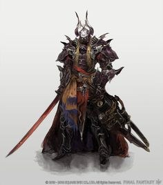 Final Fantasy XIV - DLC Stormblood #FFXIV #FinalFantasyXIV #FFXIVStormblood #Stormblood #Rol #RolePlaying #DLC #Expansion Aventura #Adventure