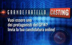 Casting e provini Grande Fratello 14 a Pescara il 26 giugno alle 18.00. Tutte le info qui La data in cui si terrà i casting alla ricerca di nuovi concorrenti per popolare la 14esima edizione del programma è il 26 giugno 2015 a partire dalle ore 18.00. Per tutte le altre informazioni relat #grandefratello #gf14