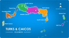 Traveled two times to Providenciales (once by sailboat, and once by airplane), and once to Middle Caicos by sailboat.............
