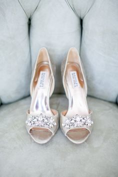 View entire slideshow: Best Wedding Shoes of 2015 on http://www.stylemepretty.com/collection/3855/