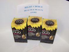 Garnier Olia Oil Powered Permanent Hair Color Soft Blue Black 2.1
