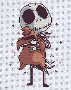 Cross Stitch Skull, Fall Cross Stitch, Geek Cross Stitch, Disney Cross Stitch Patterns, Cross Stitch Designs, Kawaii Cross Stitch, Cross Stitching, Cross Stitch Embroidery, Modele Pixel Art