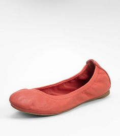 Most comfy ballet flats out there...and LOVE the colour (Kir Royale)