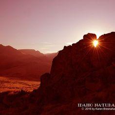 Secret passage. #landscape #rocks #earth #light #nature #desert #outdoors #adventure #hike #bike #camp #climb #explore #Idaho #owyheecounty #earthpix #beautifulplaces #amazingday #incredible_shot #naturephotography
