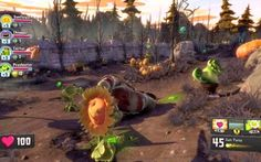 EA has finally revealed The Plants Vs Zombies Garden Warfare PC Release date http://einfogames.com/news/plants-vs-zombies-garden-warfare-pc-release-date-announced/