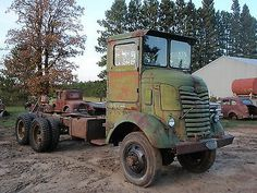 Ultra RARE 1939 GMC 6x6 Military COE