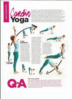 Sun Salutation Yoga, I'm going to do each morning 2013 ~ DaShannon