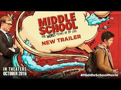 Middle School: The Worst Years of My Life 2016 full Movie HD Free Download DVDrip