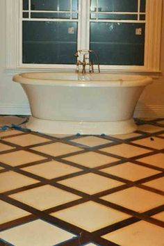 using wood look ceramic tile to create shower walls | Tile, Tile, & More Tile | 3 acres & 3000 square feet