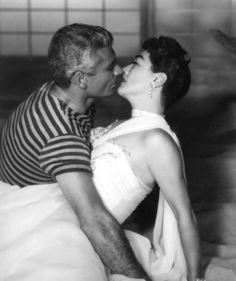 Jeff Chandler & Joan Crawford