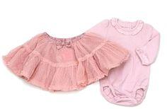 H&M Baby Kombination in Gr. 62-68 für Baby Mädchen