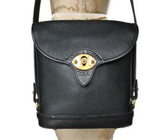 Black, Standard Satchel that can be worn during the day and at night... a good basic to always have so why not splurge?!