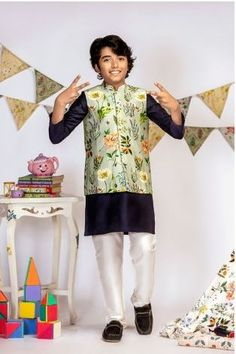 Check out the best designer labels and online stores which sells the cutest Indian wear for kids. Wedding wear for kids, ethnic wear for kids, kidswear. Indian Kids Wear, Wear Store, Groom Wear, Kids Prints, Bridal Lehenga, Wedding Wear, Designer Collection, Traditional Outfits, Wedding Season