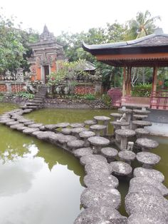 Jakarta Indonesia: Taman Mini Indonesia Indah - Indonesia in Miniature Park, beautiful places to visit and to learn about Indonesia.