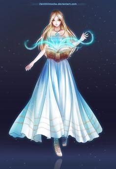 Commission: Serena by ZenithOmocha.deviantart.com on @deviantART