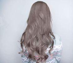 New Hair Color Curly 2018 Ideas Ash Brown Hair, Ash Hair, Brown Hair With Highlights, Hair Color Pink, Cool Hair Color, New Hair Colors, Blonde Haircuts, Colored Curly Hair, Hair 2018