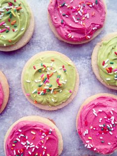 Grain Free Loft House Style Sugar Cookies! (Gluten/Nut/Dairy Free with directions to make Sugar Free!) | Brittany Angell