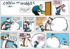 Calvin and Hobbes by Bill Watterson for Feb 5, 2017 | Read Comic Strips at GoComics.com