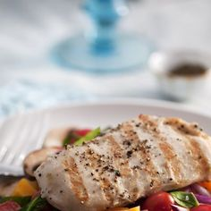 Chicken Breast Best Low Calorie Foods, Filling Low Calorie Meals, Low Calorie Recipes, Dietitian, How To Lose Weight Fast, Protein, Breast, Nutrition, Chicken
