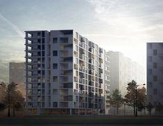 Bucharest, Landscape Design, Skyscraper, Multi Story Building, Interior Design, Interiors, Nest Design, Skyscrapers, Home Interior Design