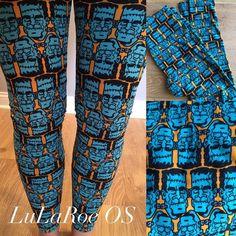 love these halloween leggings lularoe halloween leggings os unicorn frankenstein rare new in clothing