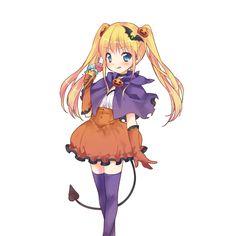 悪戯姫 メリサ・ハロウィンの画像