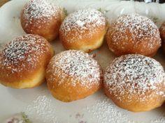 Koblihy z majolky - Donuts from mayonnaise
