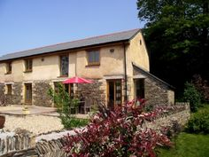 Carnwinnick barn near Eden and Helligan. Sleeps 6 £499 23rd Sept - but 2 person discount