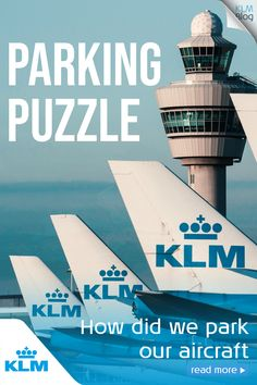 The corona crisis is having a relentless impact worldwide. So for the first few months, we were forced to keep the majority of our fleet on the ground. As a result, Schiphol was packed. How did we fix this parking-puzzle? #KLM #aviation #covid19 #corona #fleet Relentless, Air Travel, Netherlands, Behind The Scenes, Aviation, Aircraft, Park, Puzzle, Blog