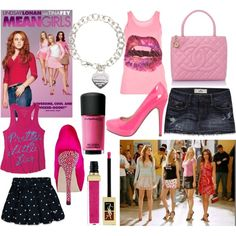 Things I Heart on Pinterest | Mean Girls, Platform and ...