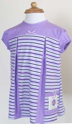 Summer lilac dress.