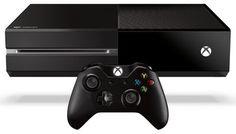 Esse é o modelo do novo Xbox One lançado oficialmente pela a Microsoft. A principal vantagem do console é unir mídias sociais, filmes, músicas e internet com o console. A máquina é um pouco maior, porém bem mais interativa.