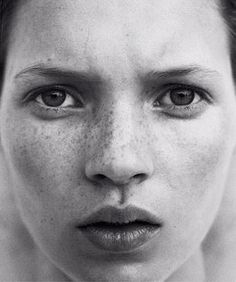 Kate Moss by Corinne Day.