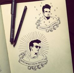 the smiths tattoo - Google Search